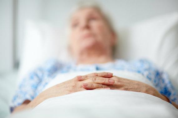 Aldre patienter kommer i klam